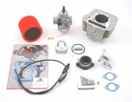 TBParts - 141cc Big bore kit w/ VM26 Kit <br> 14mm Pin <br> GPX Pitster Lifan Piranha1