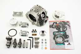 .TBParts - Roller Rocker Race Head V2 Kit for 114cc <br> For Honda TRX 901
