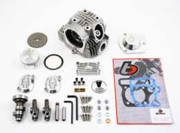 .TBParts - Roller Rocker Race Head V2 Kit for 141cc <br> China 120cc & 124cc engines1