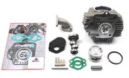 TBParts - Race Head Kit for 88cc <br> For Z50 CRF50 XR50 & Pit bikes1