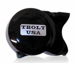 T Bolt USA MX Type Ignition Cover <br> Black1