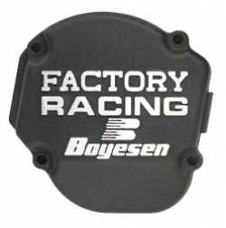 Boyesen - Factory Ignition Cover - Suzuki RM100 \'03-05 - Black