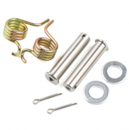 DRC Footpeg Pin and spring kit for Honda CRF1101
