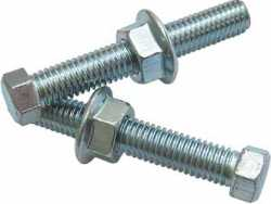 Rear Axle and Chain Adjuster Bolt set