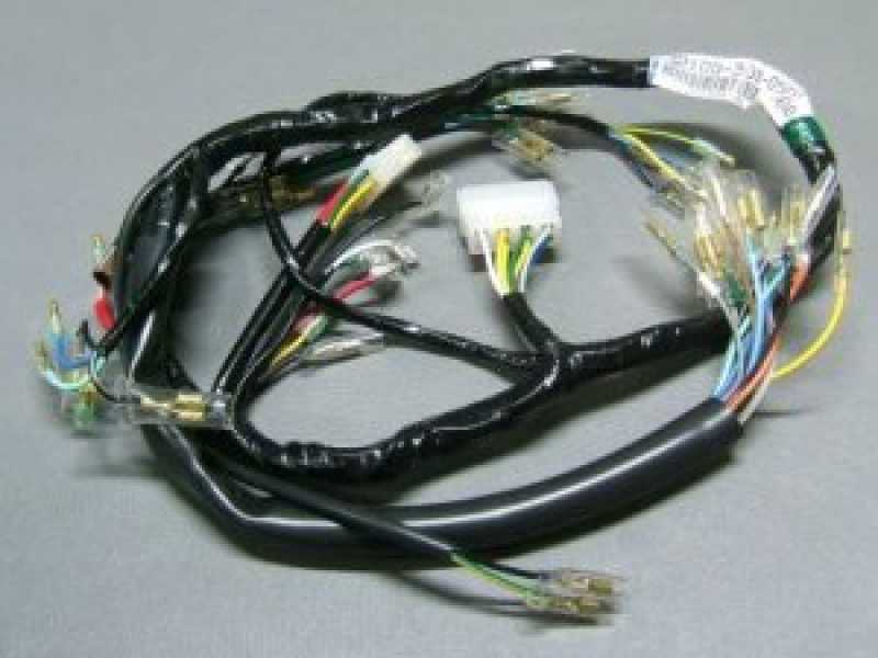 tbparts wire harness ct70 k0 tbw0157 electrical ct70 1 reproduction wire