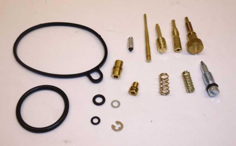 klx 110 drz110 stock carb re build kit 02 09 or2539 carb 1
