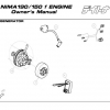 Daytona Anima 190cc / 150cc Ignition set1