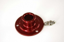 Epic Exhaust Cap - RED - CRF50 XR501