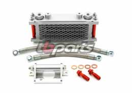 TBParts - Oil Cooler Honda MSX125 Grom and Monkey 2014-present1