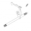 Kawasaki OEM Shift Shaft1
