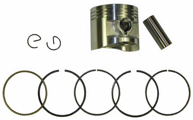 Lifan 140cc Piston kit