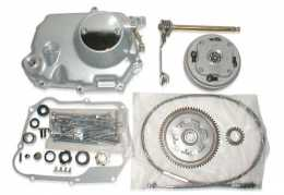 .TBParts - Manual Clutch kit <br> Z50 CRF50/70 XR50/70 & Pit bikes1