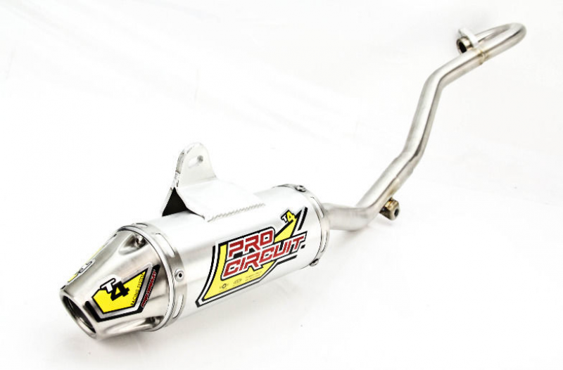 Pro Circuit - T-4 Full Exhaust System for CRF70, XR70