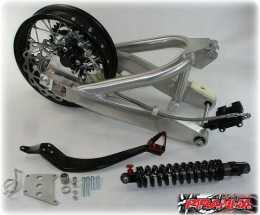 Piranha 50 Rear End <br> fits CRF50/XR50 and Pit Bikes1