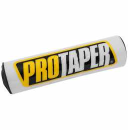 "Pro Taper - Molded 8"" Bar Pad - White1"