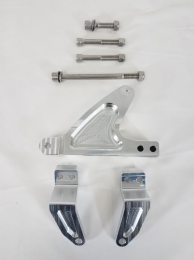 SCF - KLX110 Upper Shock Mount Relocation Bracket1