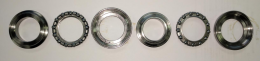 SSR 125 SR steering bearing set1