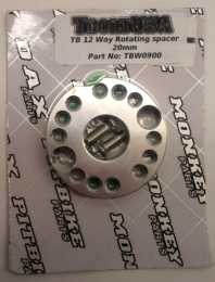 TBParts - 12 Way Rotating spacer 20mm1