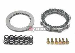 TBParts - Heavy Duty 5 Plate Kevlar Clutch & HD Springs DRZ110 - KLX110 - Z1251