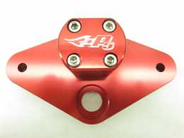 TBParts - Top Clamp in Red for Z50 68-99- ATC70 - CT70 K01