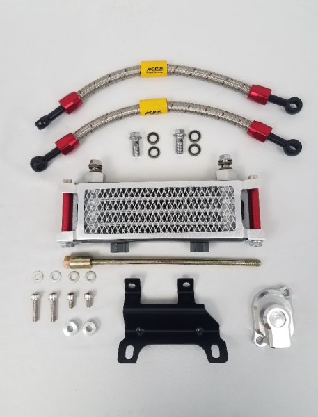 TBParts - OIL COOLER HONDA MSX125 GROM