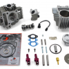 TBParts - 165cc Bore Kit, Race Head V2, Intake Manifold Kit - Z1251