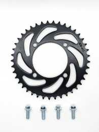 41T Steel Rear Sprocket 428 (76mm)1