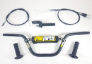 Pro Taper - TALL Handlebar Kit Bars w/ Controls and throttle for CRF110F 2019-present EFI1