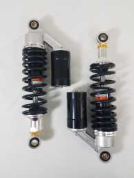 290mm Black/Silver Gas shocks1
