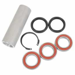 Tusk Impact Wheel Bearing and Seal Kit - Honda Rear1