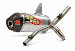 Pro Circuit - Full T-6 Exhaust System for KLX 1401