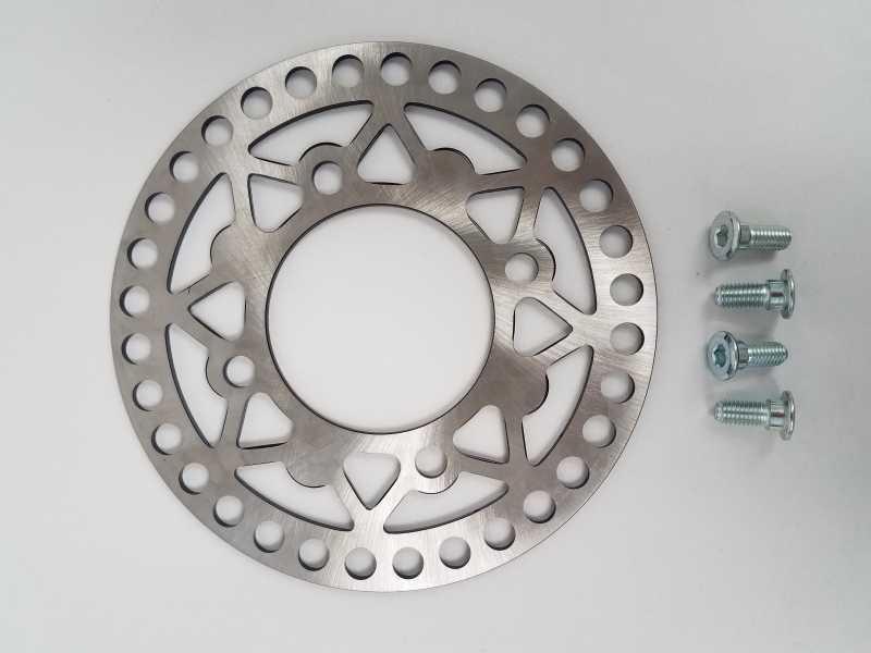 Disc Brake Rotor 180mm Whs 2804 Pit Bike Brake Parts Pit Bike