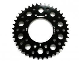 Piranha -  Billet 45T Sprocket for YCF Pitbikes1