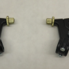 Competition Lever Set - Matte Black - CRF XR Type1