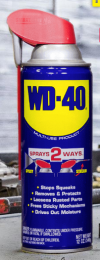 California Compliant WD-40 - 11 oz.1