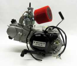 Works Piranha 114cc Semi-Auto 'Stealth' Engine1