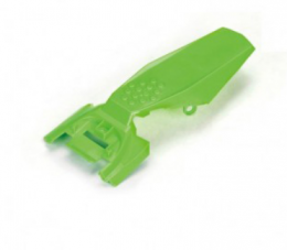 Piranha - Rear Fender in Green for P140-RE and 190-4V1