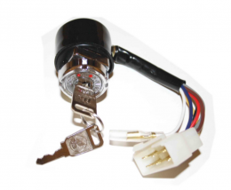 TBParts - Ignition Switch for Z50 K2 Models1