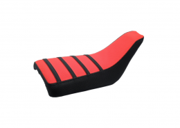 TBParts - Seat for Z50 89-99 in Red Gripper1
