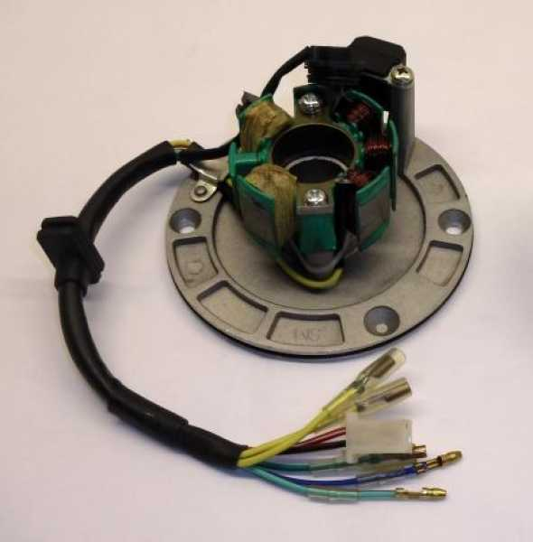 ZS 155 Outer rotor Stator With lighting