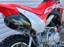 BILLS PIPES - RE Full Exhaust System for CRF110F 2019-Present1