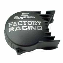 Boyesen Factory Racing Ignition Cover <br/> Black1