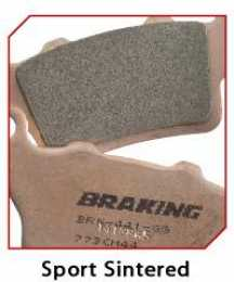 Braking - Rear Brake Pad Set - KTM SX65/85/105 - Sintered Sport1