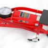 Mvp Pro Tech Foot Pump Amp Gauge Complete W 85 6195