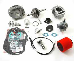 TBParts - Stroker kit 3 108cc with Race Head <br> for Z50 CRF50 XR50 CRF701