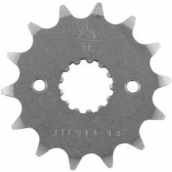 JT - Steel Countershaft Sprocket - Yamaha YZ250F \'01-12 - 12-14