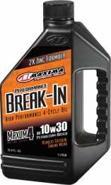 .Maxima Maxum 4 - Premium Break-In 4-Cycle Oil - 10w30 - 1L1