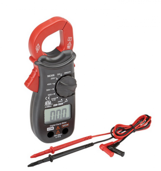 Image Of Meter 96308 Tool Central : Clamp on digital multi meter  shop tools pit