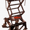 Posse Scissor Lift - With Castors1