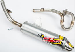 PRO CIRCUIT - T-4 Full Exhaust System for KLX1401